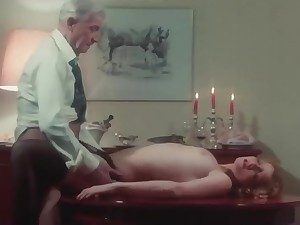 Top-drawer sex scene Old/Young hottest watch show