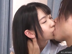 nothing keister please amazing Fujiwara Ryou as a hard fuck in her room
