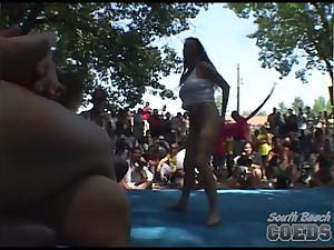 Amateur Wet Tshirt Contest From July 2004 - SouthBeachCoeds
