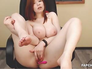 Pretty Young Babe Co-ed Masturbating Hard Fuck - HD