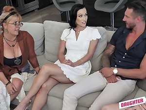 Sexy girl Charlotte Sins likes rough fix it sex more than anything else