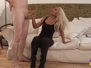 Caprice Jane - hot CFNM porn video
