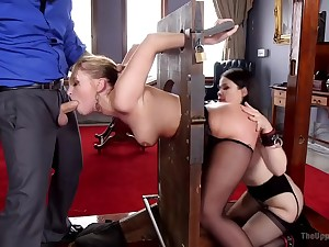 Yhivi Serving the House - Realtor Punish Pounded