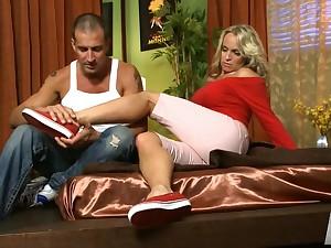 Dani Dare - Hot Comme ci Coddle Porn Clip