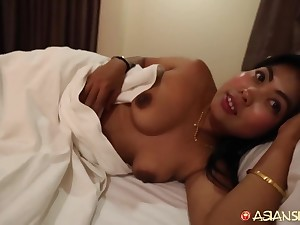 Asian breasty nymph tyro porn pic