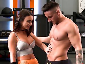 Rocco's Fitness Sluts: Teen Edition - Scene 2
